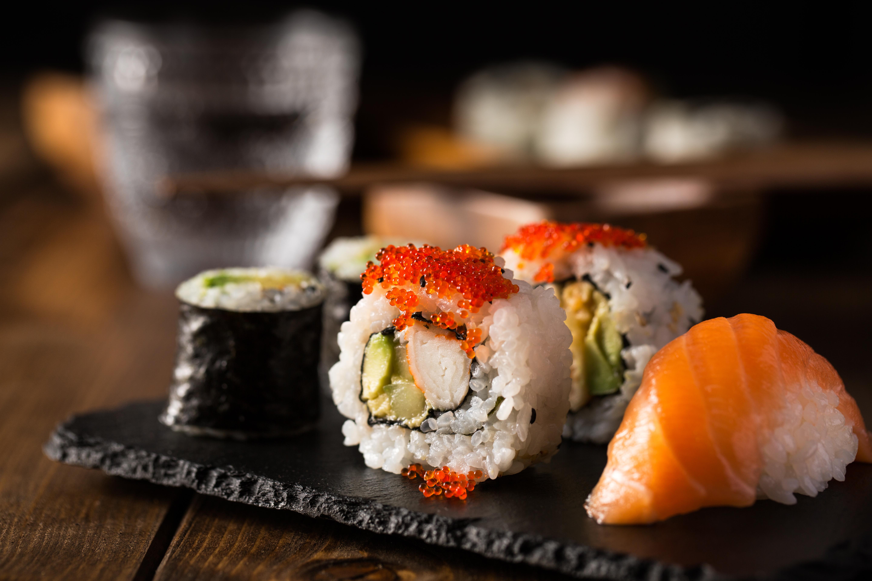 5 opmerkelijke sushivariaties