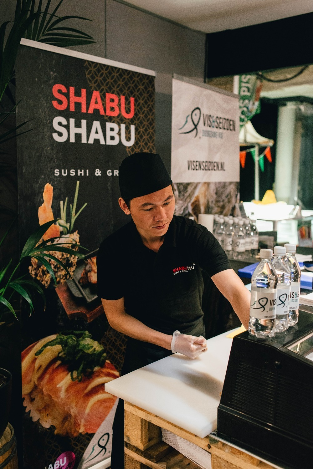 ShabuShabu samen met Vis en Seizoen op Gastvrij Rotterdam