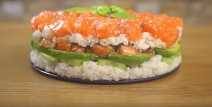 De opkomst van originele sushi creaties