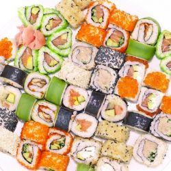 Dingen die je niet moet doen bij het eten van Sushi
